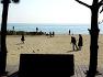 해운대 바다와 솔밭예술마을 산책