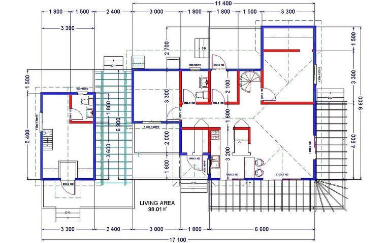 설계도 완성(집짓기 프로젝트 4)