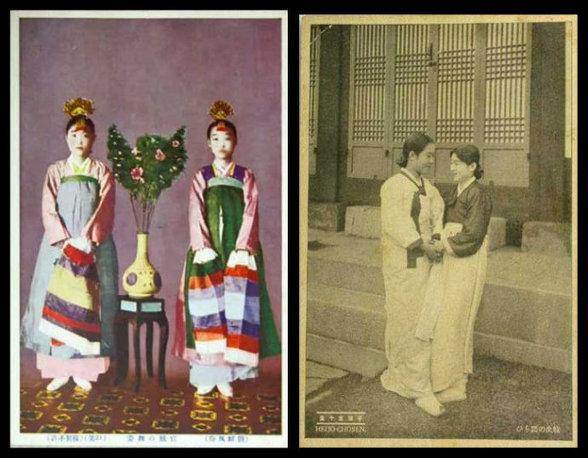 조선시대 기녀(妓女