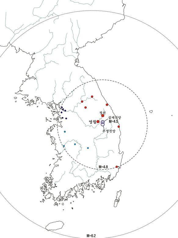 지진기록: 조선시대만큼 잘 되고 있을까?