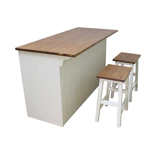 [친환경원목가구] 원목아일랜드식탁/원목아일랜드식탁/의자/세트
