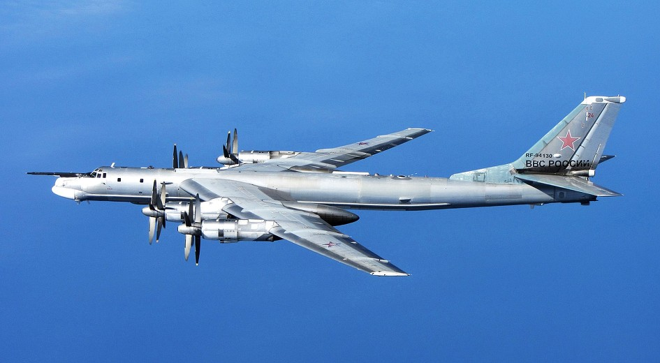 Tupolev Tu-95 – Ícone da Guerra Fria retorna à cena internacional