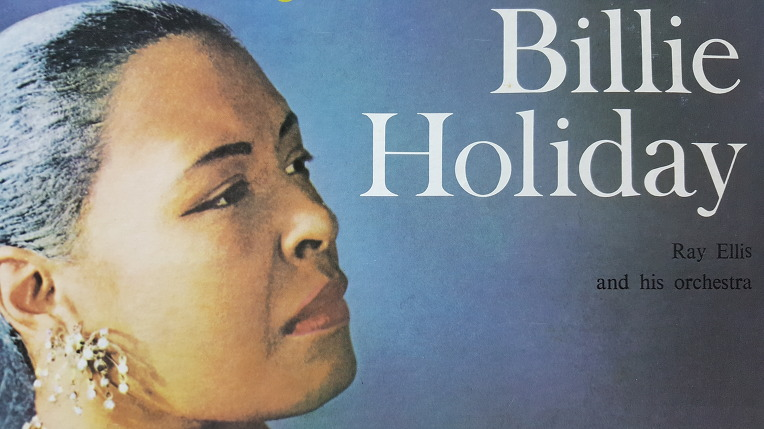 Billie Holiday.   I'm a Fool to Want You
