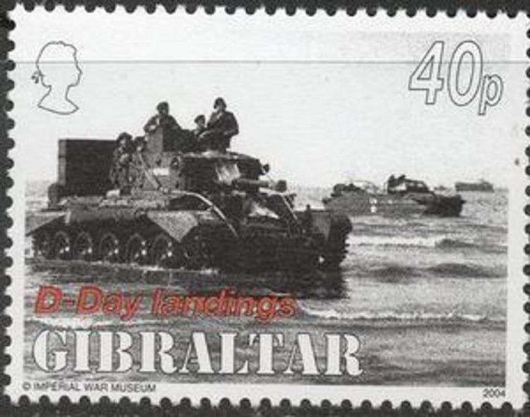 세계 각국의 탱크 우표 - World Tanks stamp