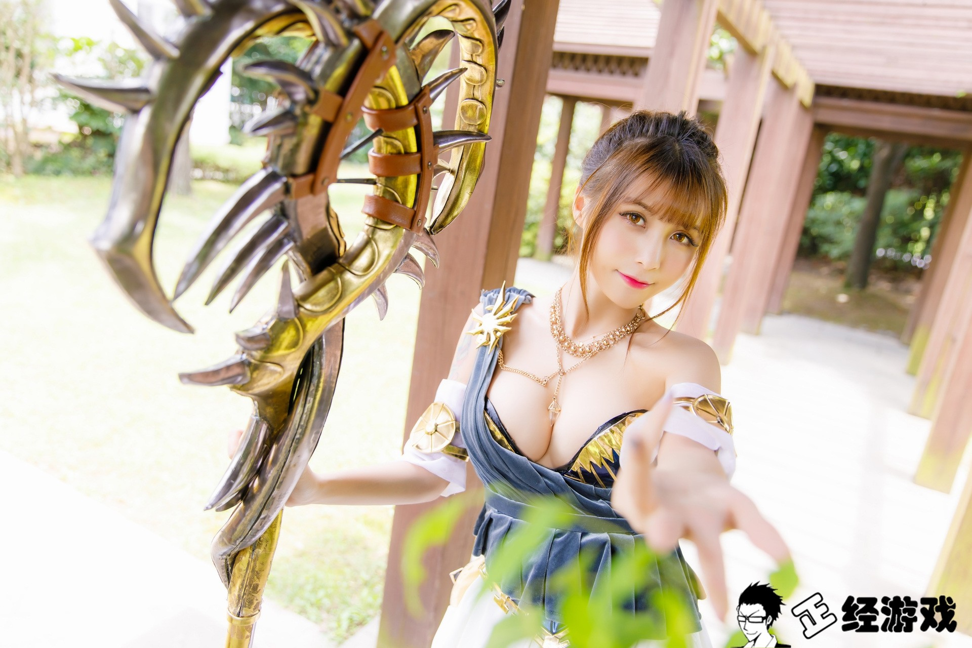 hot cosplay Chinese glamour