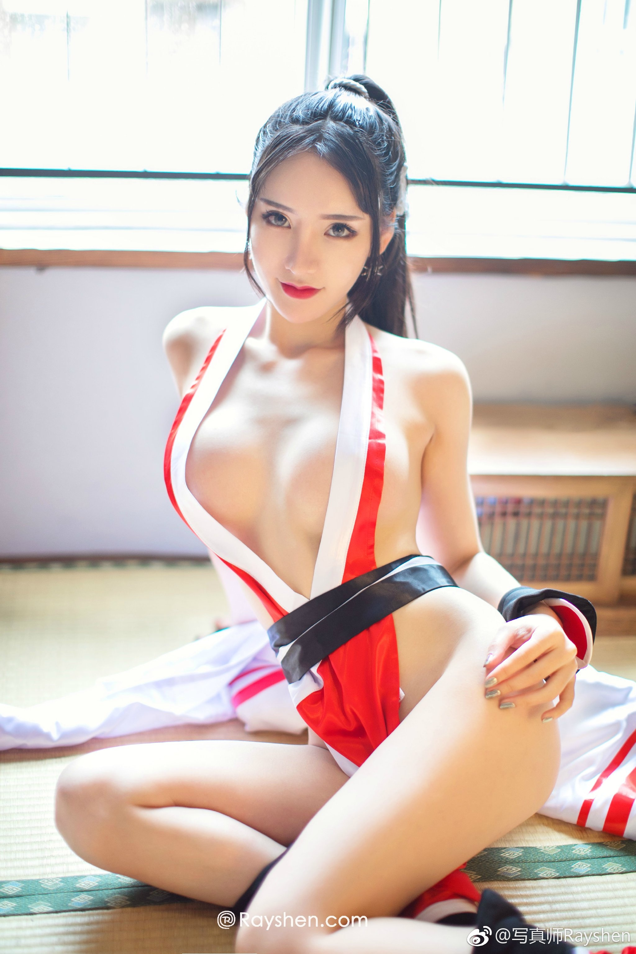 hot cosplay Chinese in sexy wearing